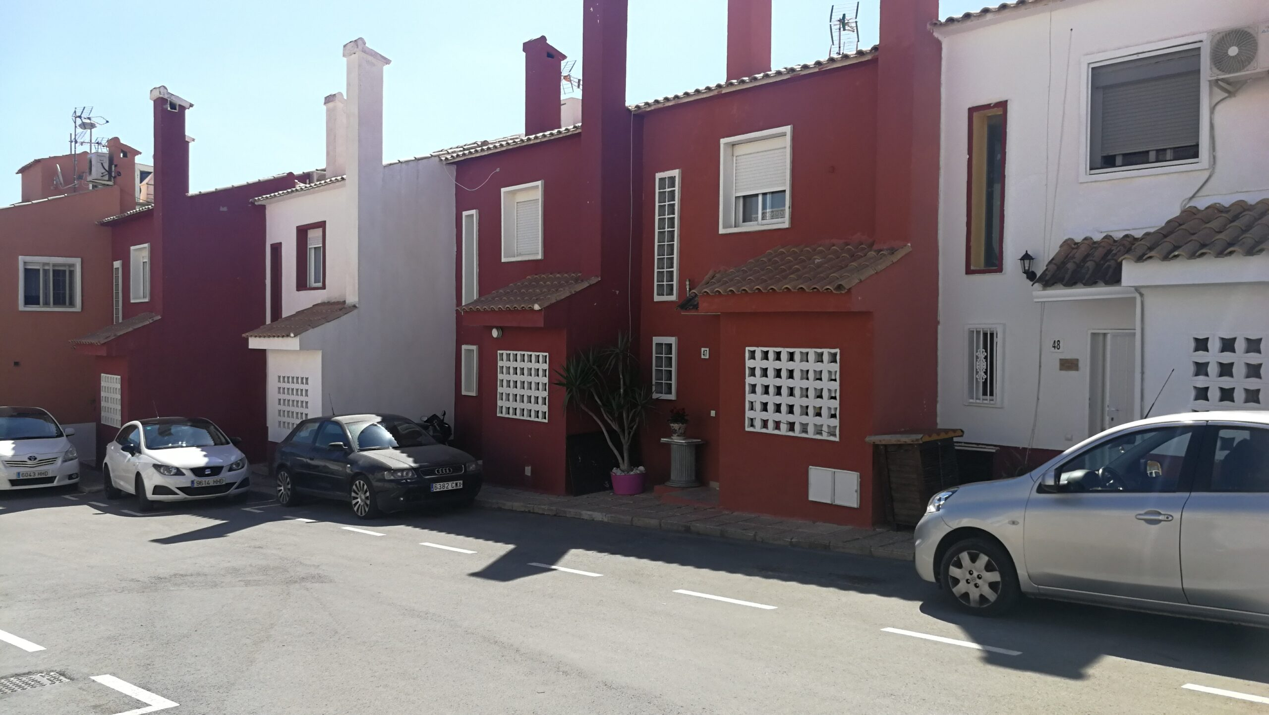 Attached house for sale